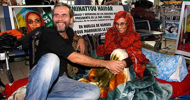 GUILLERMO TOLEDO-AMINATU HAIDAR