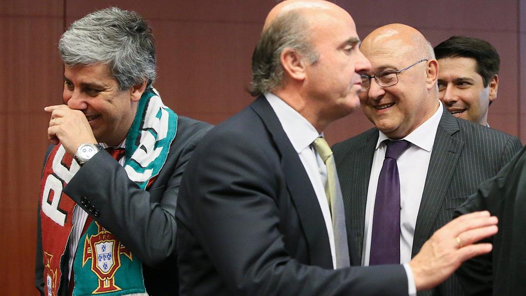 """Guindos, cada vez """"más convencido"""" de que multa a España se quedará en """"cero"""""""