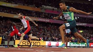 Guliyev da la sorpresa en 200m ante Van Niekerk