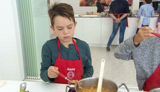 MasterChef Junior 4 - Nos gustan las sopas y cremas