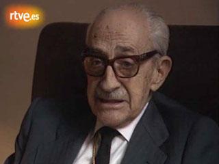 Gutiérrez Mellado comenta su actitud el 23-F