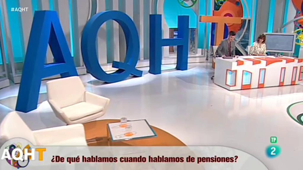 De qué hablamos cuando hablamos de pensiones
