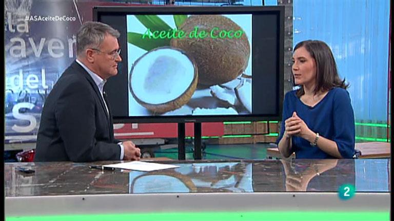 La aventura del saber. TVE. Todo sobre el aceite de coco.