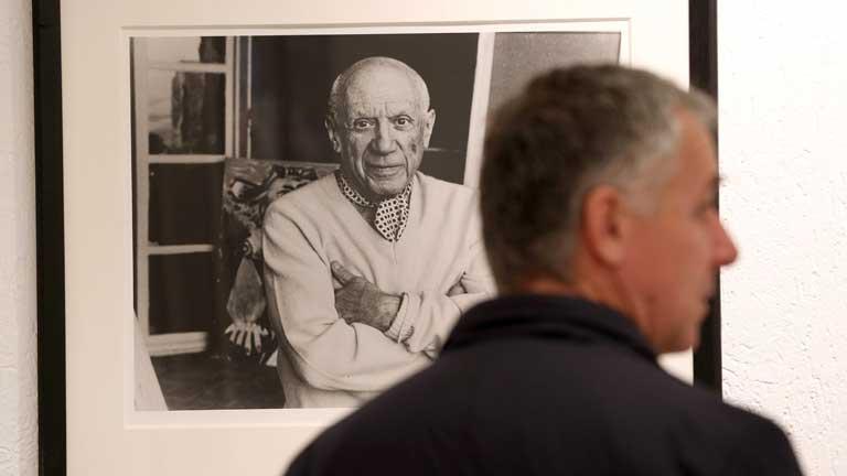 Se cumplen 40 años de la muerte de Pablo Picasso
