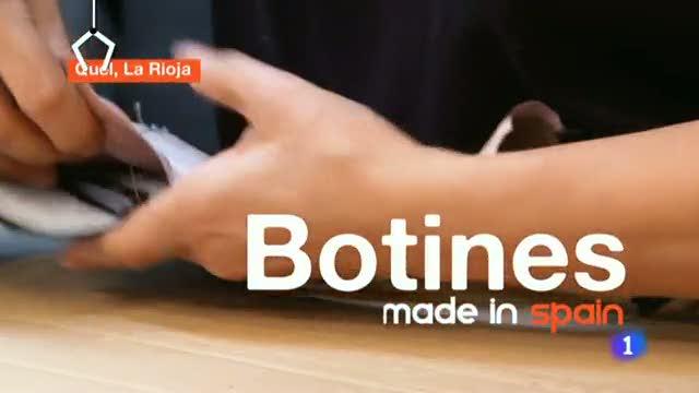 Fabricando Made in Spain - Programa 42 - Hacemos botines de piel