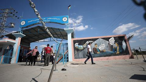 Hamás finaliza el traspaso del control de las fronteras de Gaza a la Autoridad Nacional Palestina