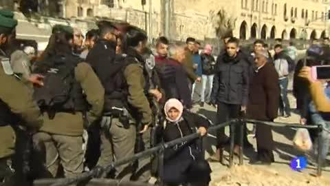 """Hamás llama a una """"nueva intifada"""" tras la decisión de Trump sobre Jerusalén"""