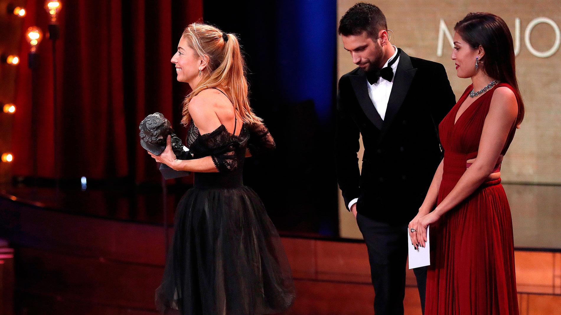 'Handia' gana el Goya al Mejor Diseño de Vestuario