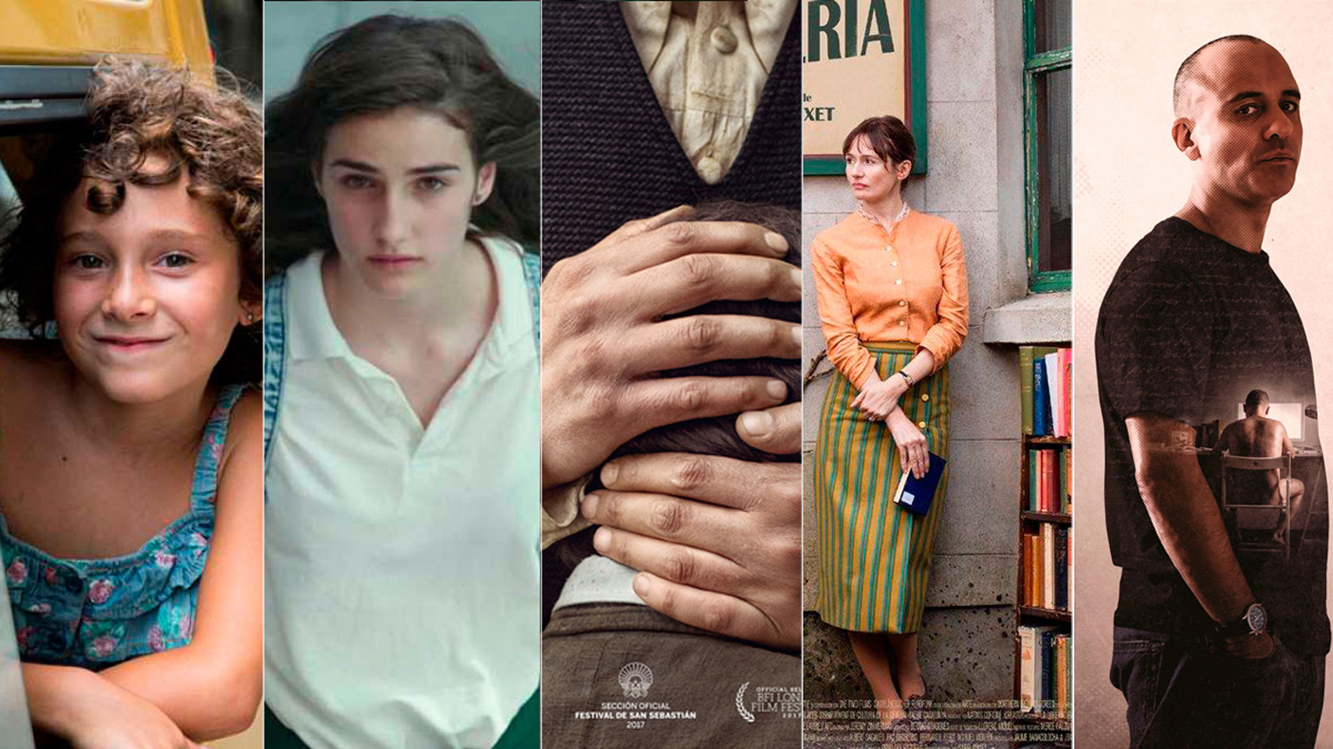 'Handia' y 'La librería' lideran las nominaciones de los Goy