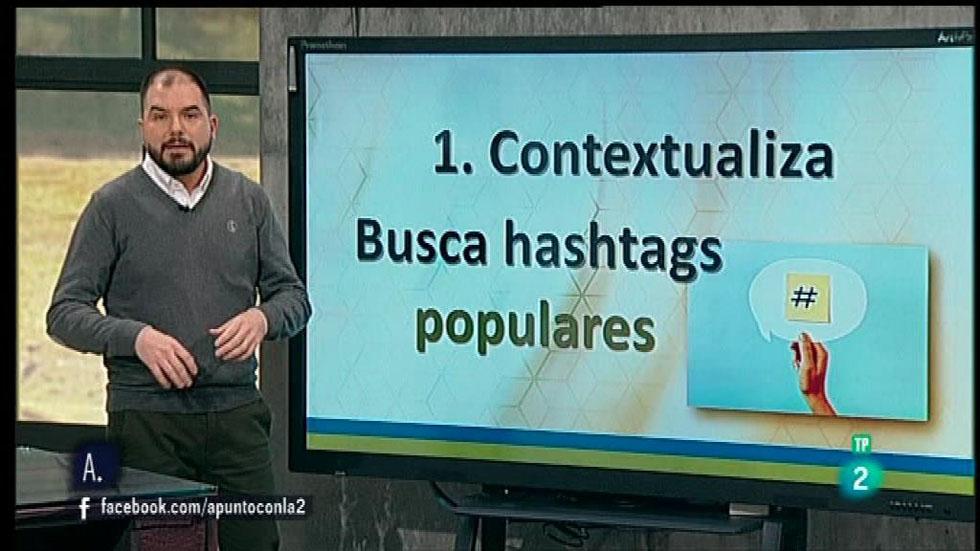 A punto con La 2 - Redes sociales - El #hashtag