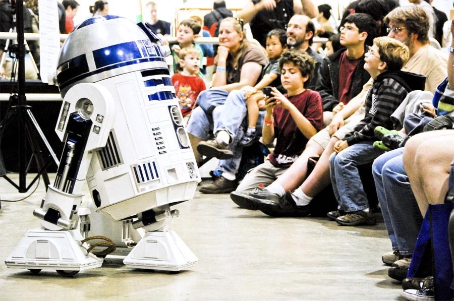 Hazte tu propio R2-D2