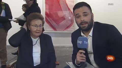 """Helga de Alvear: """"Santiago Sierra es una artista escandaloso pero es uno de los mejores"""""""