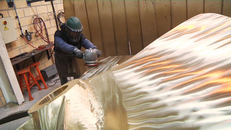 Fabricando made in Spain -  Hélices de barco, jabones y El sobao pasiego - Avance