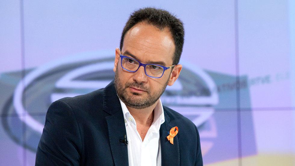 """Hernando (PSOE): """"El ministro del Interior no va a dimitir pero los ciudadanos tenemos la ocasión de cesarle el 26J"""""""