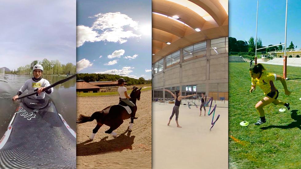 Vive Río: Heroínas, los Juegos Olímpicos desembarcan en la Realidad Virtual