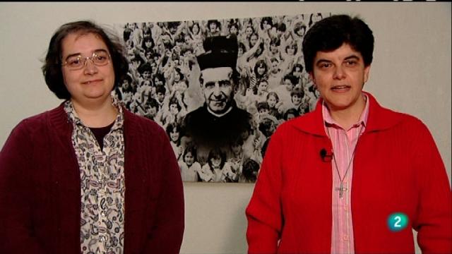 Testimonio - Las Hijas de María Auxiliadora