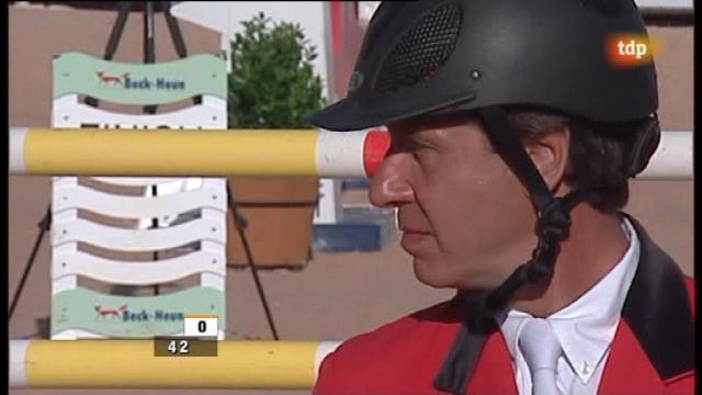 """Hípica - Concurso de saltos Trofeo """"Massimo Dutti"""" desde Valencia - 17/05/11"""