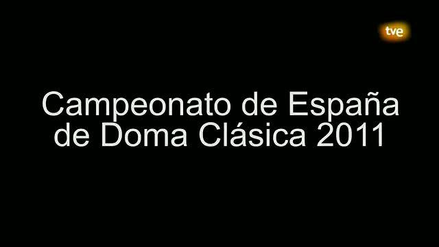 Hípica: Cto. España de Doma Clásica