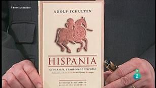 La Aventura del Saber. Libros recomendados.  'Hispania'. Adolf Schulten