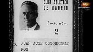Conexión vintage - Historia del Atlético de Madrid (1ª parte)