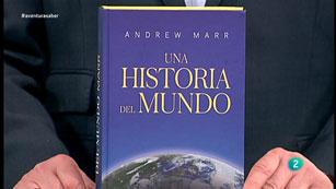 La Aventura del Saber. TVE. Libros recomendados: 'Una historia del mundo'