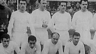 Conexión vintage - Historia del Real Madrid
