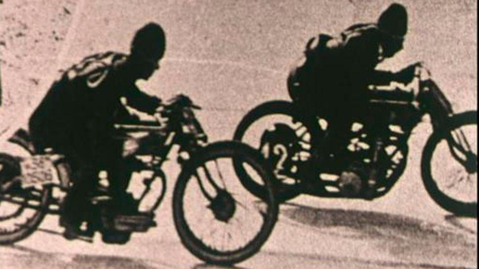 Arxiu TVE Catalunya - Història de l'esport català - Motociclisme