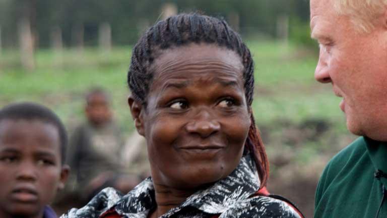 La gran historia de supervivencia de Mamá Tunza