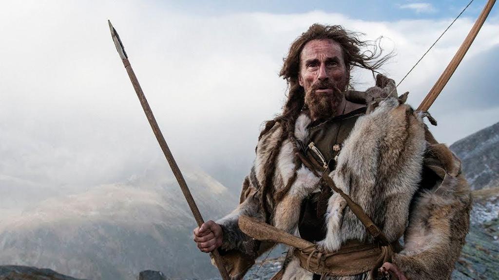 La historia de Otzi, la momia más antigua de Europa, en una película