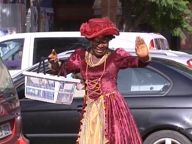 Howard Jackson huyó de la guerra civil de Liberia y acabó en Sevilla