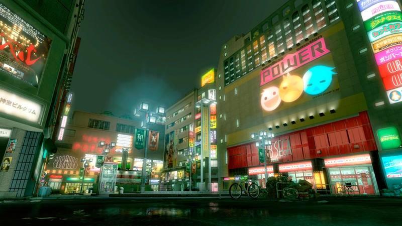 La historia transcurre en el barrio ficticio nipón de Kamurocho.