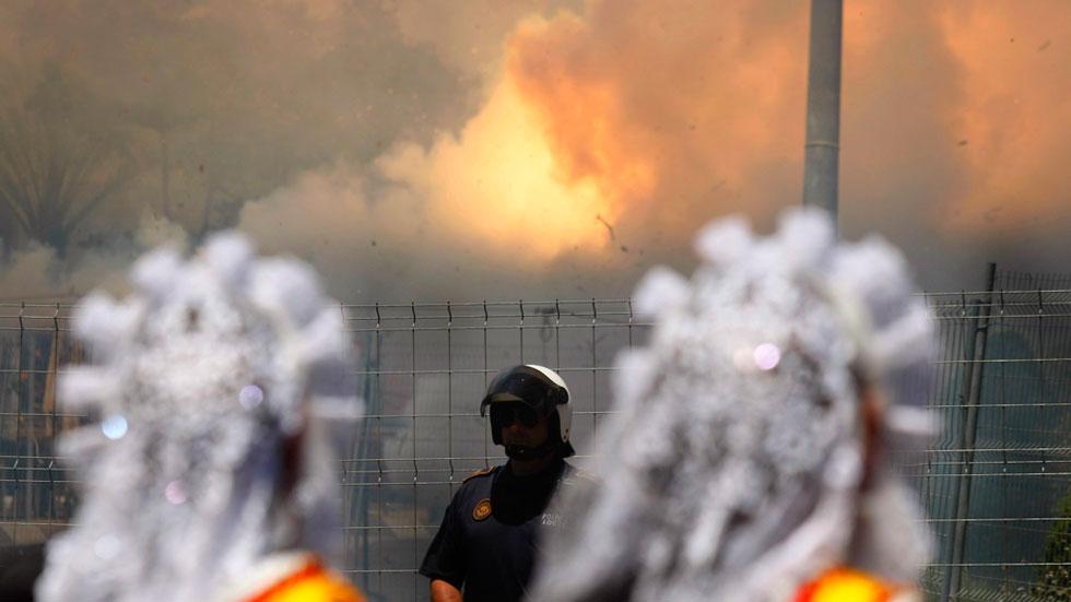 Las hogueras y los fuegos artificiales serán los protagonistas de la Noche de San Juan