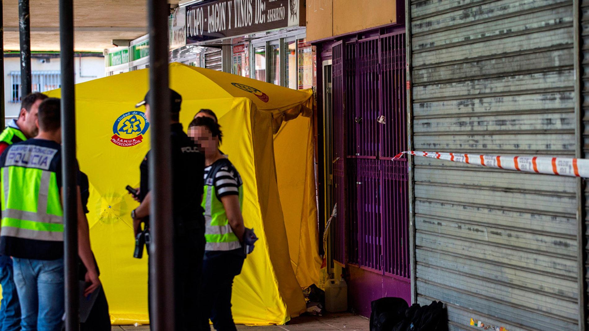 Un hombre de 49 años, detenido en Madrid por presuntamente matar a su expareja