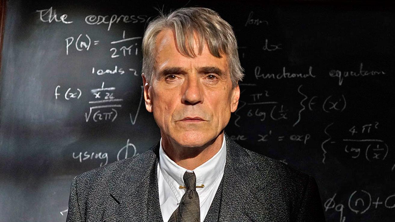 'El hombre que conocía el infinito'