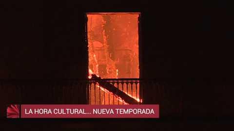 La hora cultural - 03/09/18