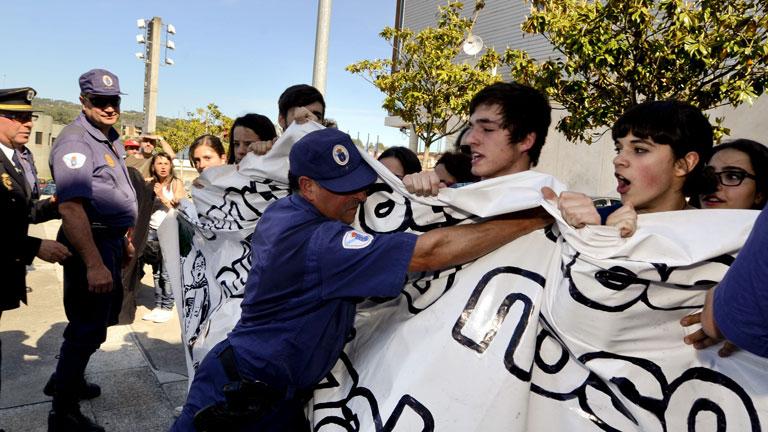 Los estudiantes harán huelga general como protesta a los recortes educativos