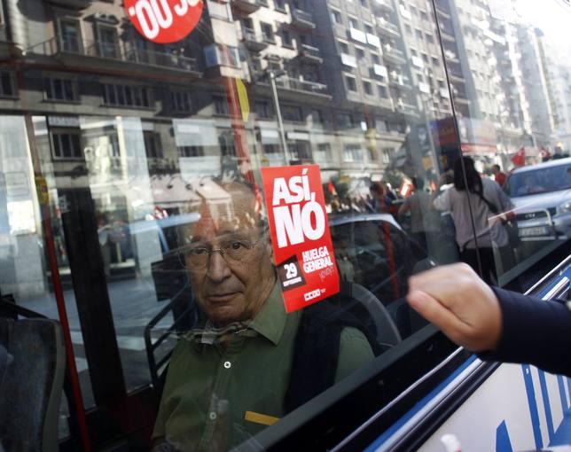 Blog de 20minutos la huelga de la verg enza for Oficina emt malaga