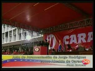 De Sur a Norte - Hugo Chávez
