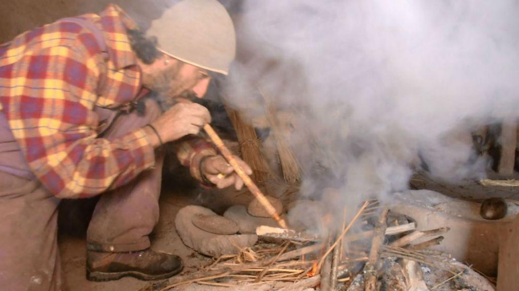 Aquí la tierra - El humo y el fuego en la Edad de Hierro