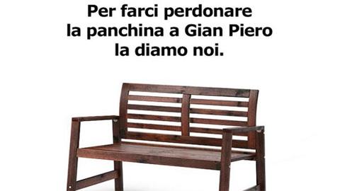 Humor sueco para la eliminación italiana