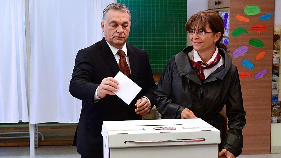 Hungría vota en referéndum las cuotas de la UE sobre la acogida de los refugiados