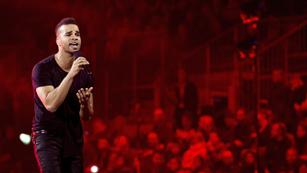 "Eurovisión 2014 - Hungría: András Kállay-Saunders canta ""Running"" en la final de Eurovisión 2014"
