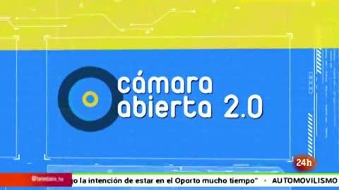 Cámara abierta 2.0 - Hybrid: Rhythm and Dance.