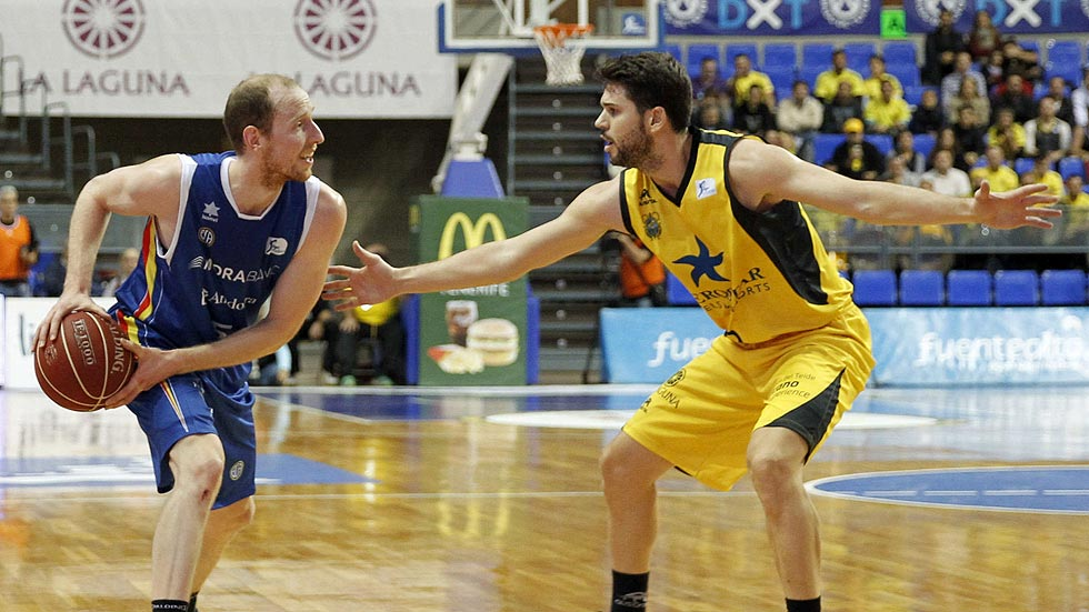 Iberostar Tenerife 85 -Morabanc Andorra 56