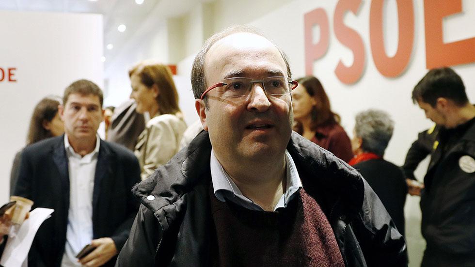 """Iceta pide que la gestión de la abstención socialista sea """"sensible e inteligente"""" con el PSC"""