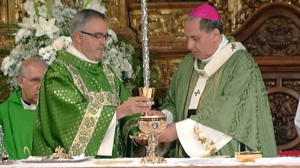 El Día del Señor - Santa María la Mayor (Mérida)