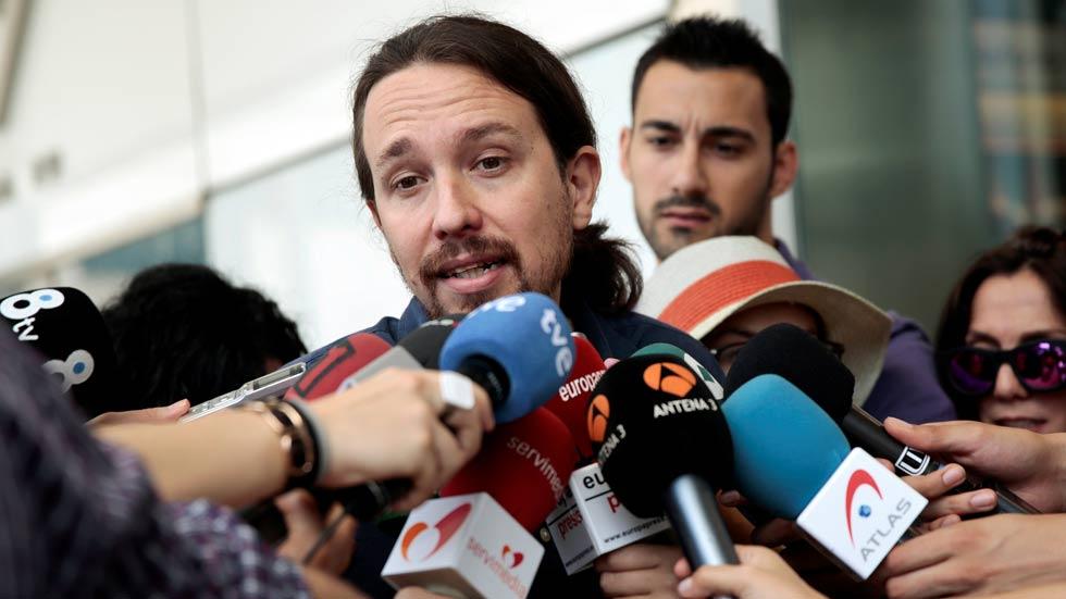 """Iglesias dice que será una campaña """"histórica"""" que consolidará el cambio de sistema de partidos"""