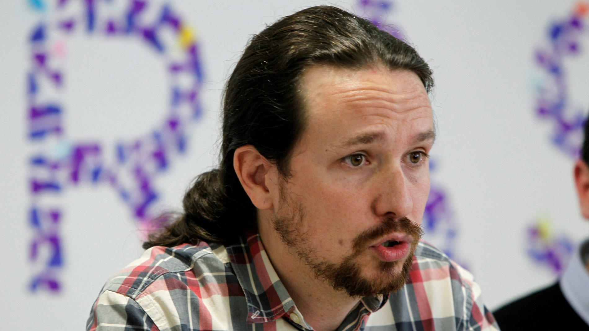 """Iglesias: """"He escuchado a Íñigo y confío en él para ser el candidato de Podemos a la Comunidad de Madrid"""""""