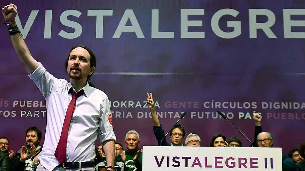 Iglesias se impone sobre Errejón en todas las votaciones de Vistalegre II