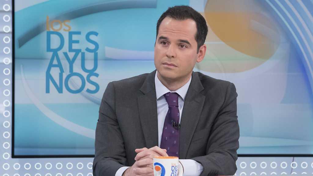 Los desayunos de TVE - Ignacio Aguado, Portavoz de Ciudadanos en la Asamblea de Madrid